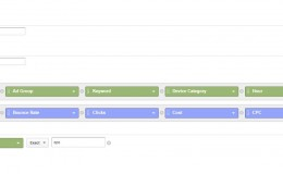 Google Analytics教程:Adwords关联后倒入Google Analytics的数据维度是有限的