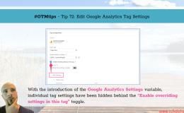 设置谷歌分析设置变量