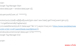 GA数据解读18——GA与GTM是否同时将UserID写入