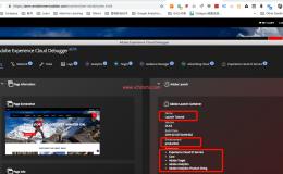 用Adobe Experience Cloud Debugger替换环境