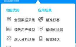 诸葛io – 深入业务场景的数据智能决策平台