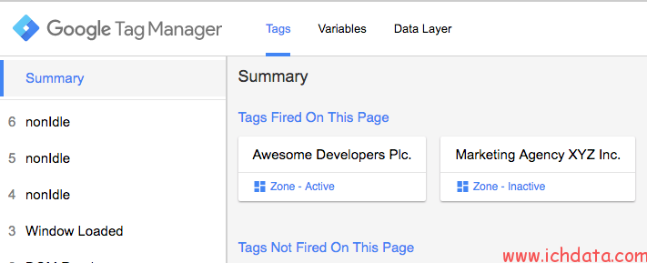 Google Tag Manager 360中的Zone指南