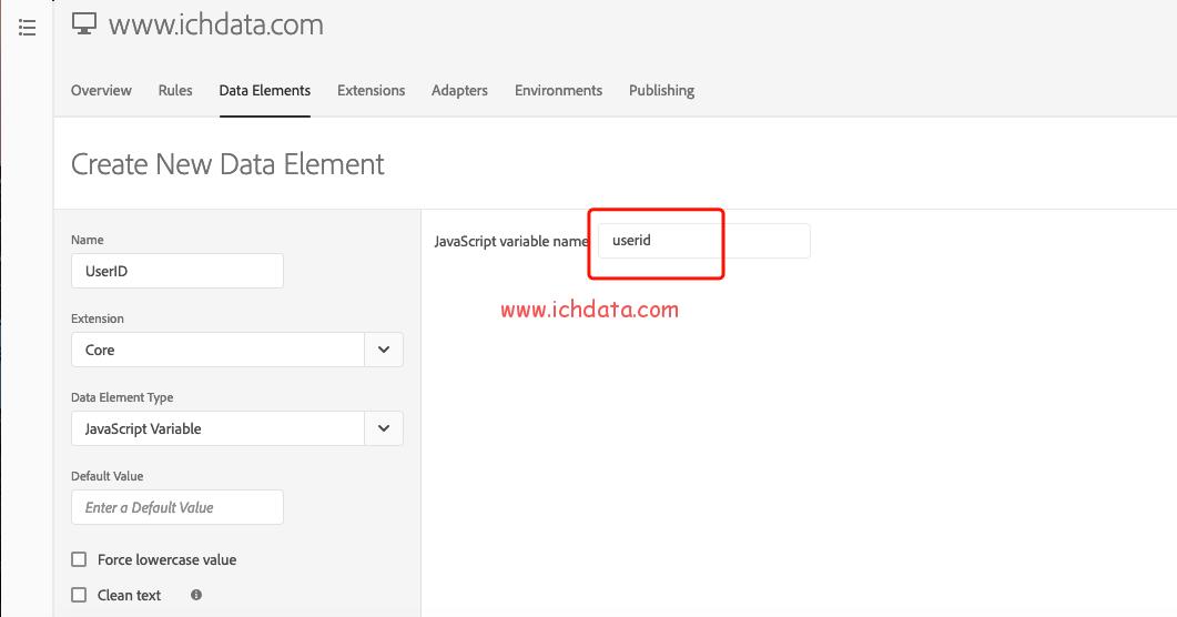 详解Data Element的类型