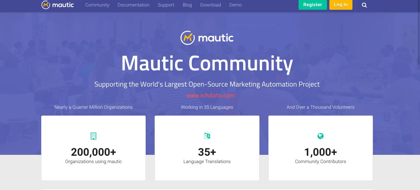 一个开源的营销自动化软件——Mautic