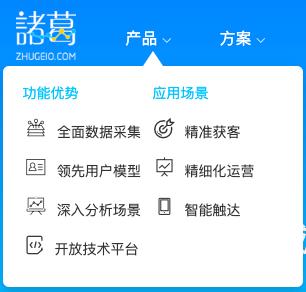 诸葛io - 深入业务场景的数据智能决策平台