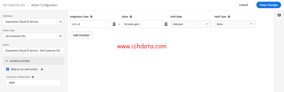 Adobe Launch布署Customer IDs